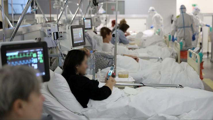 Nowe przypadki koronawirusa w Polsce. Dane ministerstwa, 21 listopada