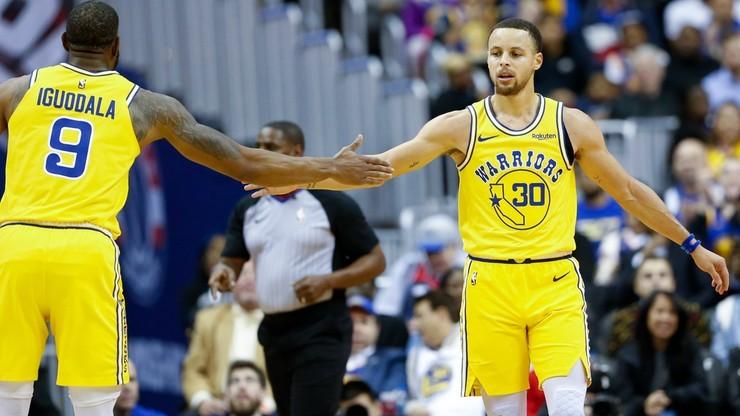 NBA: Obrońcy tytułu rozpoczęli fazę play off od zwycięstwa