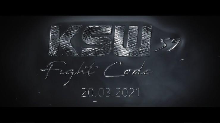 """KSW 59: Znamy pierwsze szczegóły gali. Powrót """"Pudziana""""!"""