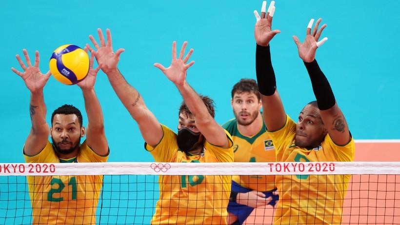 Pierwszy taki siatkarski finał w XXI wieku! Brazylia nie zagra o złoto igrzysk