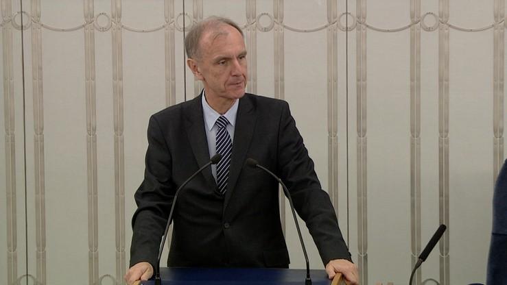 PO oburzona decyzją Senatu o zajęciu się nowelą ustaw dot. nadzoru finansowego