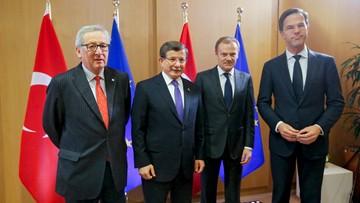 Zatwierdzone porozumienie UE-Turcja ws. zatrzymania fali migracji