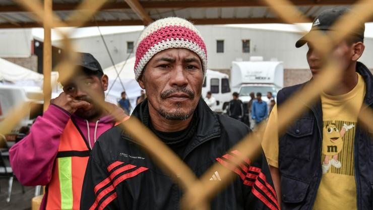 Zatrzymano co najmniej 600 osób próbujących dostać się do USA