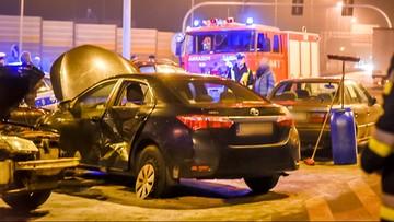 MON: samochód, którym jechał minister nie spowodował wypadku