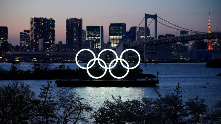 Tokio 2020: Pierwsza drużyna już zawitała na igrzyska
