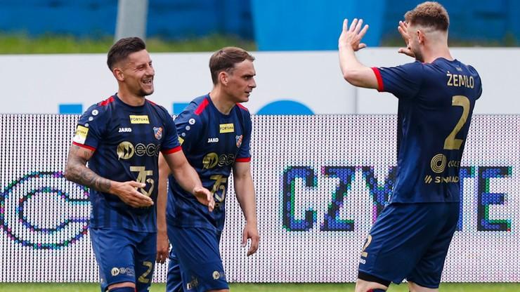 Fortuna 1 Liga: Sandecja Nowy Sącz - Odra Opole. Transmisja w Polsacie Sport