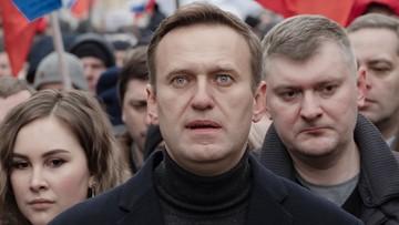 Przyjęto unijne sankcje na Rosję. Chodzi o sprawę Nawalnego