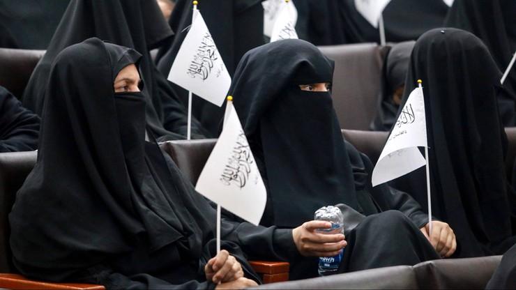 """Afganistan. Talibowie zdecydowali ws. nauki kobiet. """"Nasz stosunek zmienił się"""""""