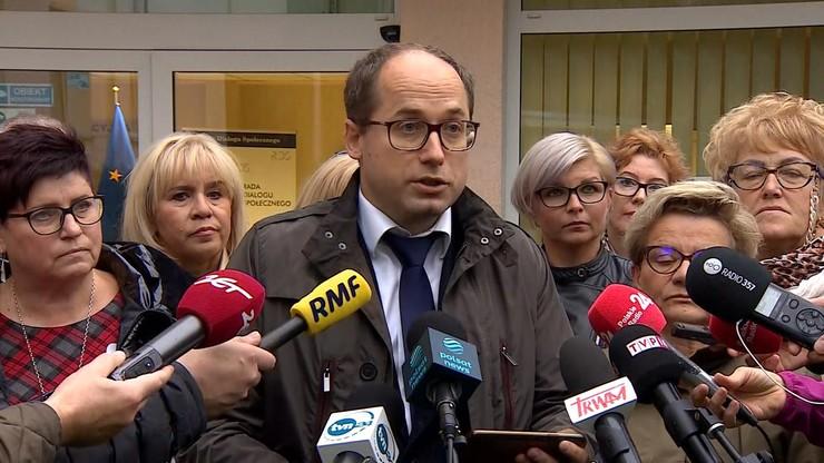 Medycy po spotkaniu z Piotrem Bromberem: jesteśmy zdeterminowani do dalszych działań