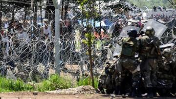Macedonia: policja użyła gazu łzawiącego wobec migrantów w Idomeni