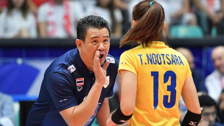 Liga Narodów siatkarek: Tajlandia - Belgia. Relacja i wynik na żywo