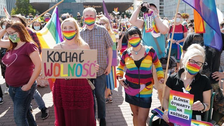 Marsz Równości w Katowicach. Będzie wniosek do sądu