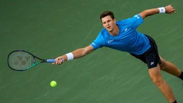 ATP w Cincinnati: Hubert Hurkacz wyeliminował Andy'ego Murraya