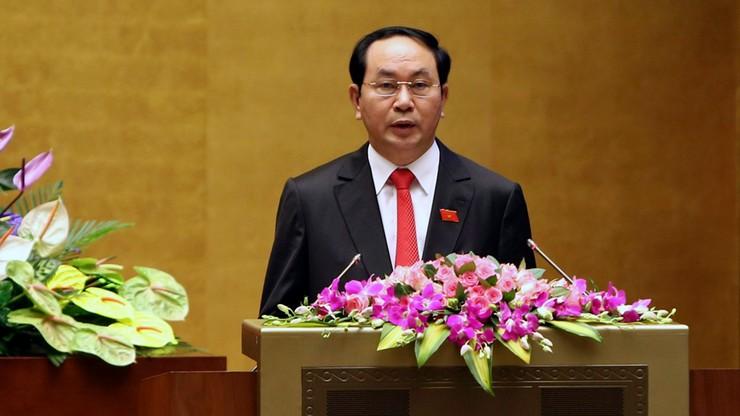 Prezydentem Wietnamu został szef komunistycznych służb bezpieczeństwa
