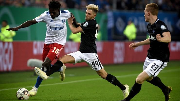 Puchar Niemiec: RB Lipsk pierwszym finalistą