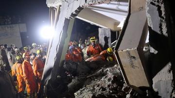 Katastrofa budowlana w Indiach. Co najmniej 12 osób pod gruzami