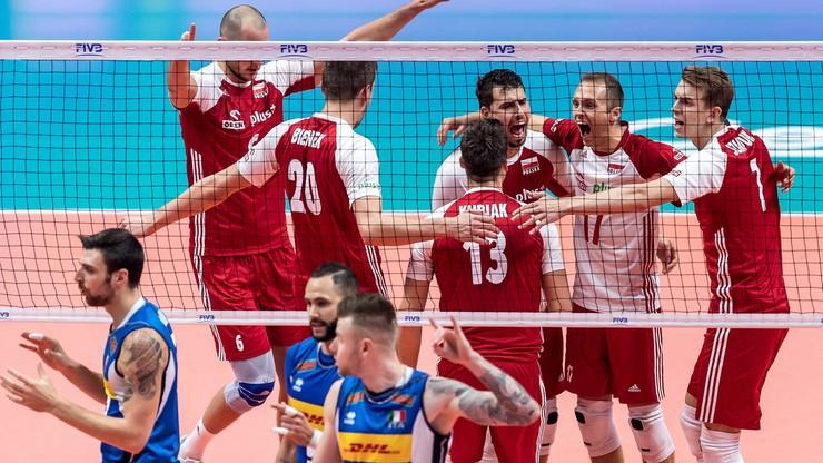 Polscy siatkarze przegrali z Włochami 2:3, jednak w sobotę zagrają z USA o finał