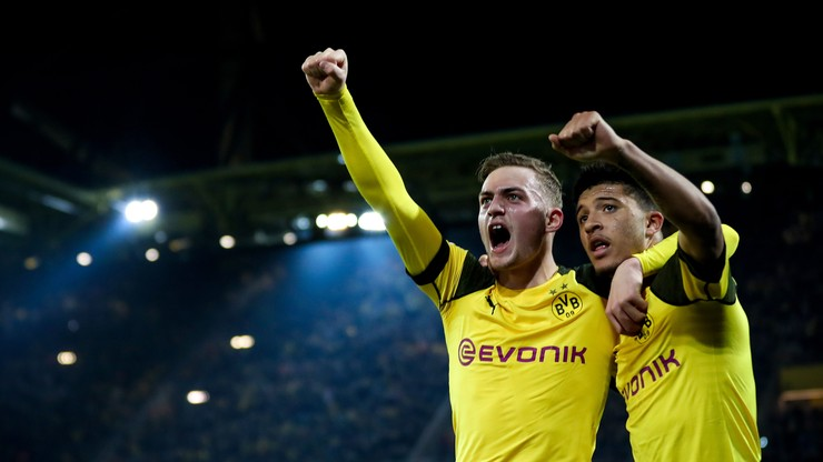 Liga Mistrzów: Borussia Dortmund - Tottenham Hotspur. Transmisja w Polsacie Sport Premium 2