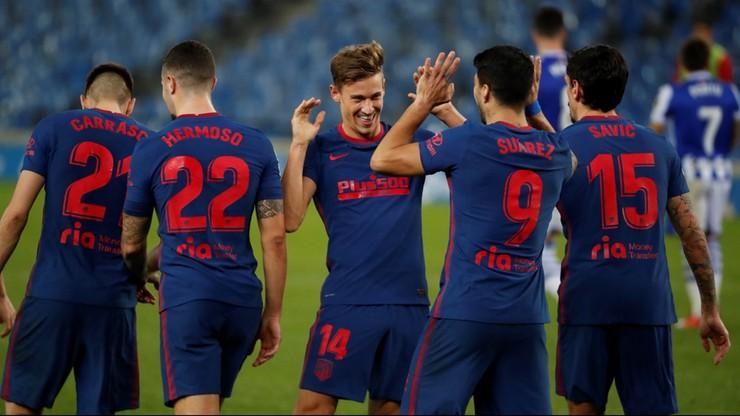 La Liga: Wygrana Atletico Madryt w hicie kolejki. Inaki Williams pobił rekord Alfredo Di Stefano