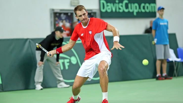 Puchar Davisa: Wybrano miejsce rozegrania meczu Polska - Hongkong