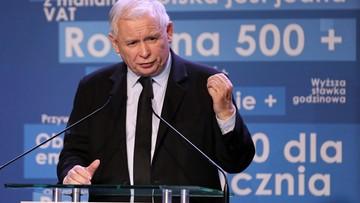 Kaczyński: potrzebne wielkie zwycięstwo PiS w samorządach budujące współpracę