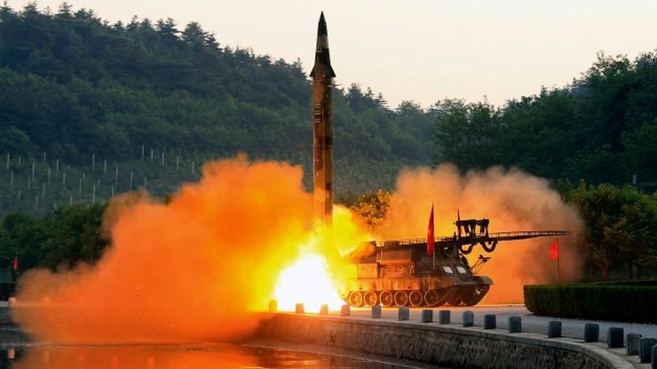 Korea Płn. przeprowadziła próbę z rakietami przeciwokrętowymi