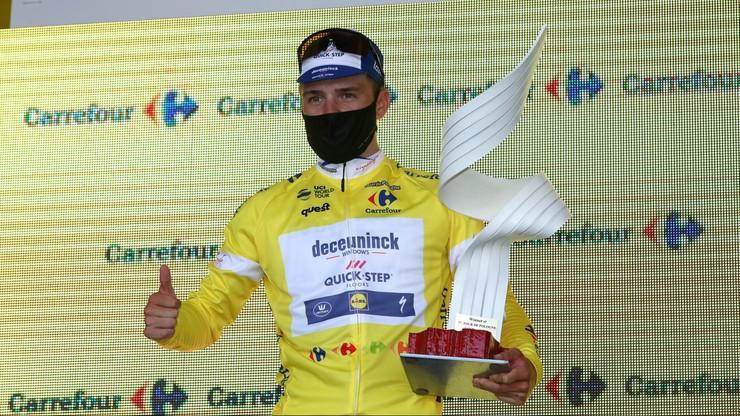 Triumf w wielkim stylu! Remco Evenepoel zwycięzcą 77. Tour de Pologne