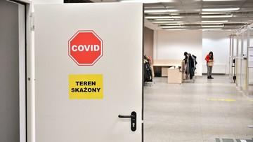 Duży spadek zakażeń koronawirusem w Polsce