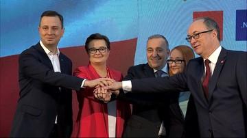 Schetyna: powołujemy Koalicję Europejską, żeby bronić Polskę przed siłami antyeuropejskimi