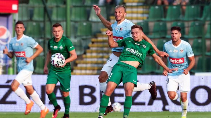 PKO BP Ekstraklasa: Bez bramek w meczu Warty Poznań z Piastem Gliwice