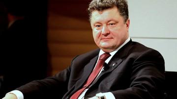 Ukraina: Poroszenko złożył swoją deklarację majątkową. Setka firm, miliony euro