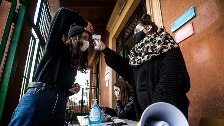 Włochy. Błędne raporty o epidemii, przedsiębiorcy składają pozew