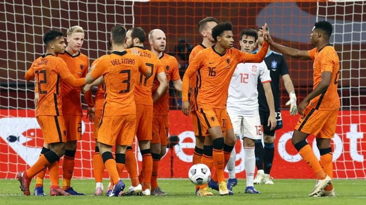 Liga Narodów: Plan transmisji niedzielnych meczów