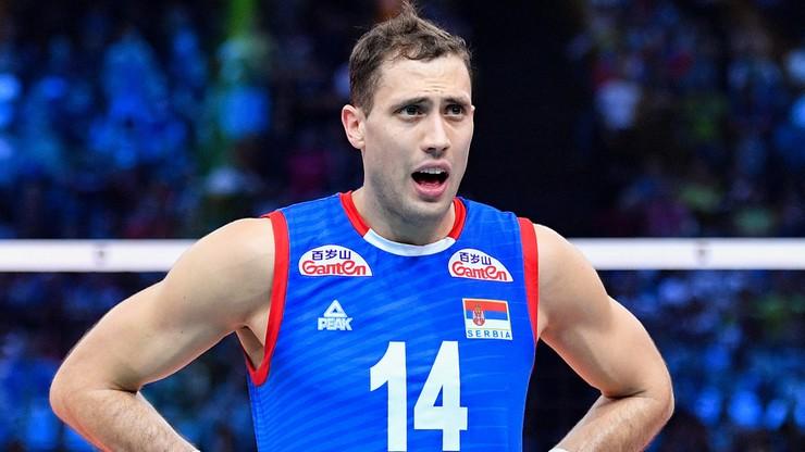 Aleksandar Atanasijević odrzucił ofertę włoskiego klubu! Powrót do PGE Skry Bełchatów coraz bliżej