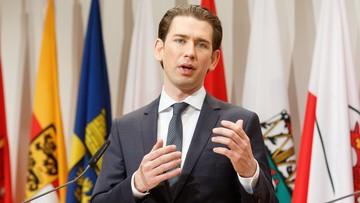 """""""Niemcy są naszym najważniejszym partnerem"""". Kanclerz Austrii dystansuje się od spekulacji o sojuszu z V4"""