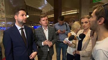 Jaki odwiedził metro w Sofii. Bułgarski aktywista zadał mu kłopotliwe pytania