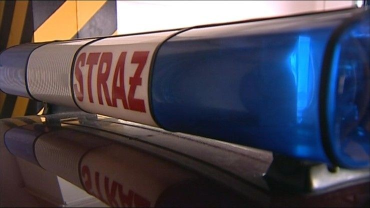 Ciało 14-latka w mieszkaniu w Poznaniu. Odnaleźli je strażacy wezwani do pożaru