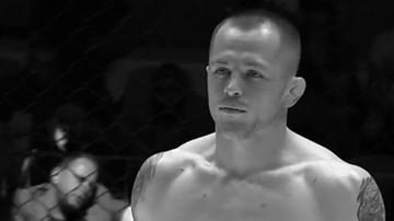 Nie żyje polski zawodnik MMA. Miał 31 lat