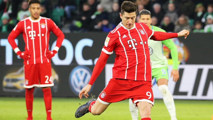 Lewandowski wszedł z ławki i zapewnił Bayernowi zwycięstwo w końcówce