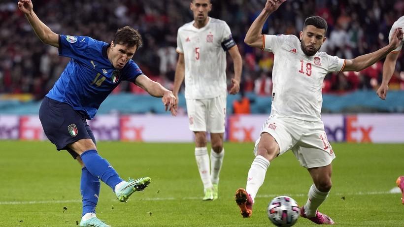 Liga Narodów: Włochy - Hiszpania. Gdzie obejrzeć?