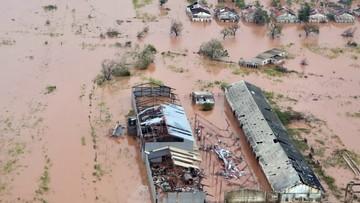 Cyklon w Mozambiku: ponad pół miliona osób dotkniętych żywiołem
