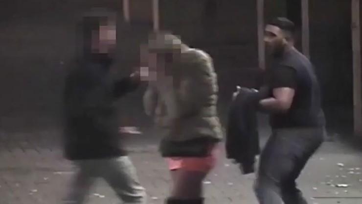 Brytyjska policja opublikowała nagranie z ataku na Polkę