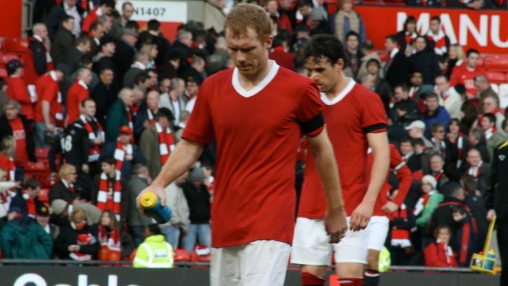 Legenda Manchesteru United oskarżona o złamanie zasad dotyczących obstawiania meczy