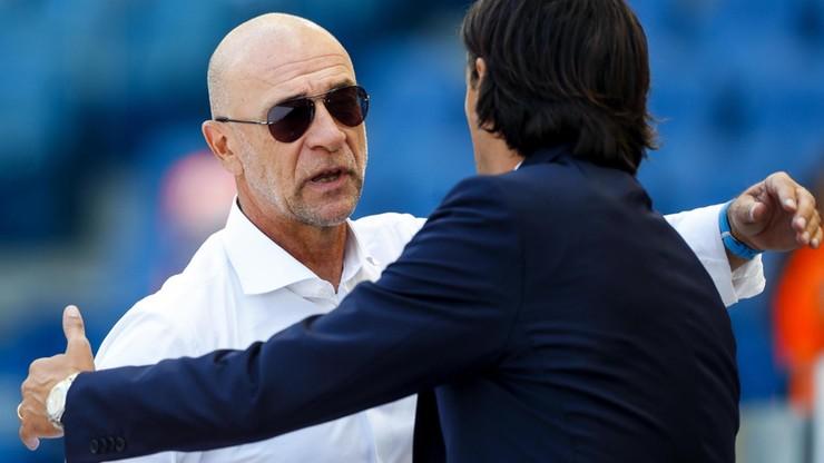 Gole Piątka nie uratują posady trenera Genoi?