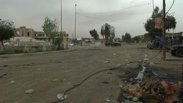Utrzymują się przy życiu dzięki deszczówce i resztkom roślinności. Dramat ludności w Mosulu