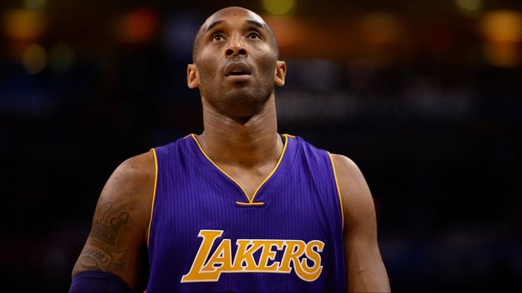 Kobe Bryant wiecznie żywy. Trafił do Galerii Sław NBA