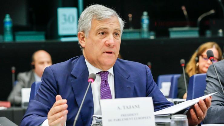 Antonio Tajani został wiceprzewodniczącym partii Berlusconiego