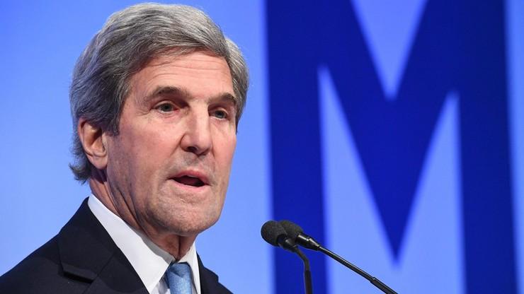 Kerry: niech skończy się zabijanie w Aleppo, niech dotrze tam pomoc