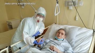 103-letnia kobieta najstarszym ozdrowieńcem w Polsce