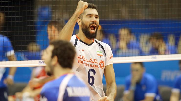 Reprezentant Iranu wzmocnił Indykpol AZS Olsztyn